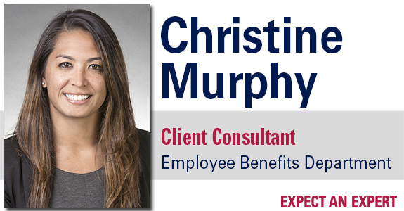 Christine Murphy hired as Client Consultant